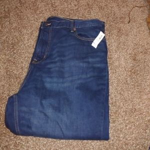 NWT TWO PAIRS OLD NAVY MEN'S JEANS